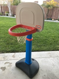 Little Tikes Kids Adjustable Height Basketball Hoop Play Set • In Like New Condition Ventura, 93004