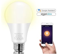 Brand New Seal in Box Smart Bulb LED Light WiFi Smart Switch Lamp Comp
