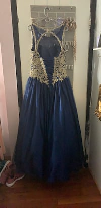 Royal Blue Prom Dress Woodbridge, 22193