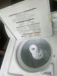 white top-load washing machine Annandale, 22003