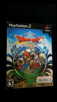 PS2 Dragon Quest VIII Laguna Hills, 92653