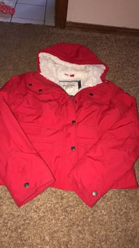 Abercrombie and fitch very warm jacket  Oklahoma City, 73127