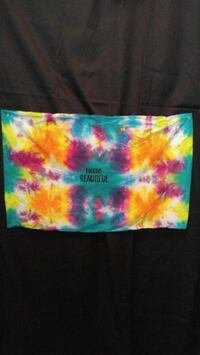 blue, pink, and yellow floral textile Goodview, 24095