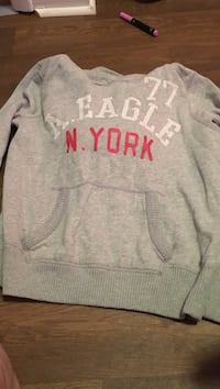 gray American Eagle sweater South Point, 45680