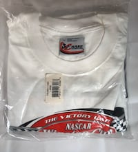 NASCAR Winston Cup 2003 The Victory Lap, Benny Parsons T-Shirt Large