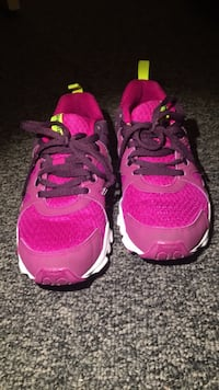 pair of pink Nike running shoes Ann Arbor, 48104