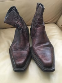 Browns Men's leather boots