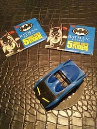 Topps 1992 Batman Collection