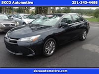 2016 Toyota Camry XLE Mobile, 36608