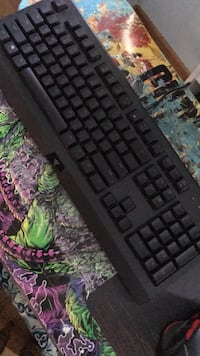 Gaming keyboard and mouse Guelph, N1H 1N5