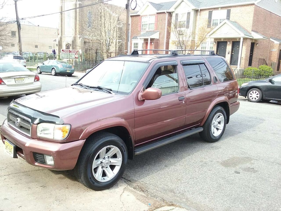 used 2003 nissan pathfinder le low miles 120000 4x4 for sale in rh us letgo com
