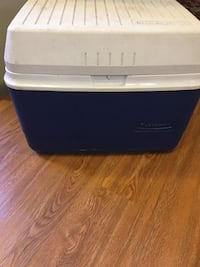 blue and white cooler box Flagstaff, 86005