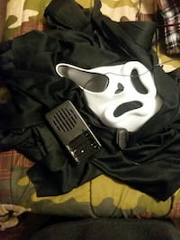 GhostFace costume and voice changer  Fayetteville, 72704