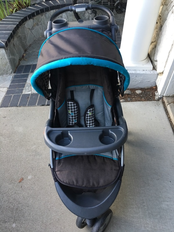 Baby Trend Stroller 2 Car Seat Bases