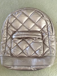 NEW Aldo rose gold backpack Calgary, T2Y