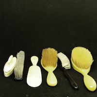 six beige, white, and black brushes Richmond Hill, L4C 2R5