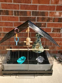 Bird cage and accessories  Yukon, 73099