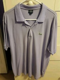 Mens XL LeTigre polo shirt used  Vienna, 22180