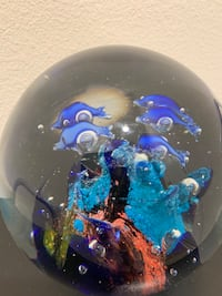 Glass Bubble Art Globe Decor Crestview, 32539