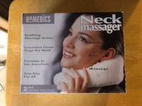 Homedics Neck Massager, Fleece Covered Baltimore, 21236
