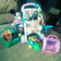baby's assorted-color plastic toy lot Ottawa, K1V