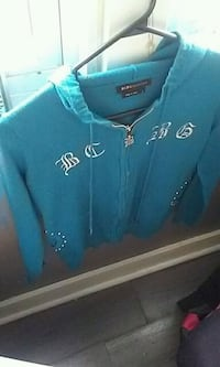 Teal BCBG Sweater