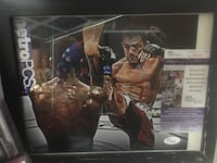 8 UFC autographed photos 3 more not shown. Madison, 53714