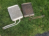 Two heater cores probably for a ford