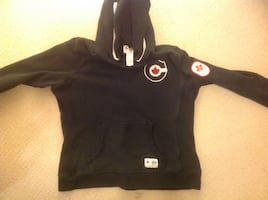 Olympic canada hoodie large