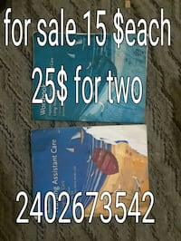 CNA BOOK FOR SELL Hyattsville, 20783