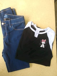 Teen outfit Highland, 12528