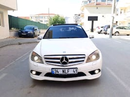 2010 Mercedes-Benz C-Serisi C 180K BLUEEFFICIENCY