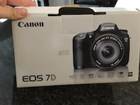 Canon eos 7d package
