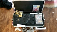 WII system with dj hero and case Savannah, 31410