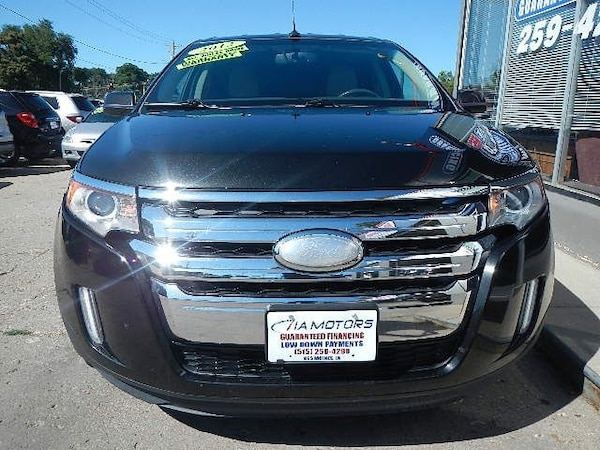 2012 Ford Edge 4dr SEL AWD 7