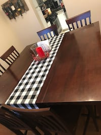 9-Piece Dinning Room Table Centreville, 20121