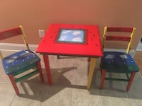 Kids table and chairs! Mooresville, 28115