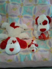 RED AND WHITE DOGS Arlington, 76002