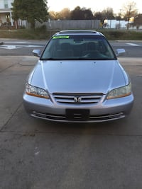 Honda - Accord - 2002 Eden