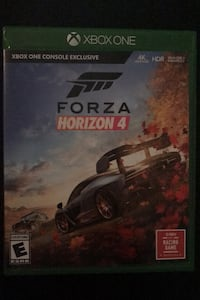 Forza Horizon 4 - Xbox One