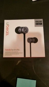 Urbeats by Dr. Dre  Space Grey Edition Orchard Park, 14127