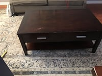 Coffee table with storage Vaughan, L6A 4A3