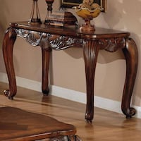 700469 Coaster Furniture Venice - Brown Console Table - $279 (MISSOURI CITY) Missouri City