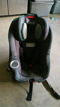 Infants to toddler car seat