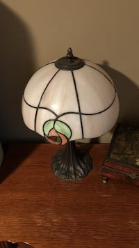 Pair of stained glass lamps  West Des Moines, 50266