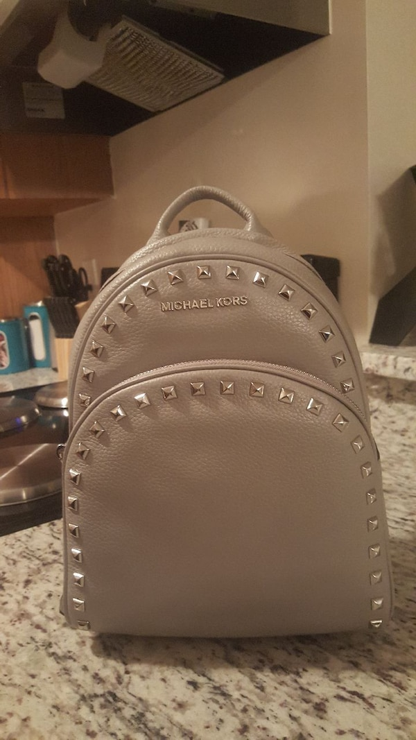 e22c79aa25b0 Used Michael Kors backpack purse authentic for sale in Covington - letgo