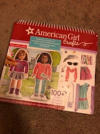 American Girl Accessories Booklet Hagerstown, 21740