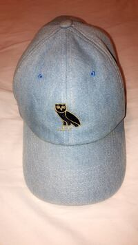Ovo Vintage Denim Hat (One Size Fits all) Hamilton, L8E 0A5