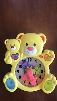 Clock Toy with Music