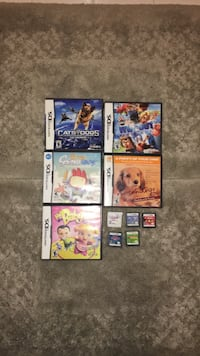 DS and 3DS games Ashburn, 20148